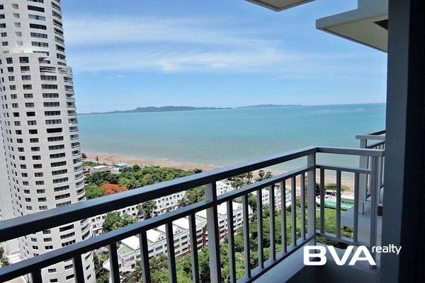 Lumpini Park Beach Jomtien Pattaya Condo For Rent Jomtien
