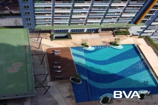 Pattaya Condo For Rent Lumpini Seaview Jomtien