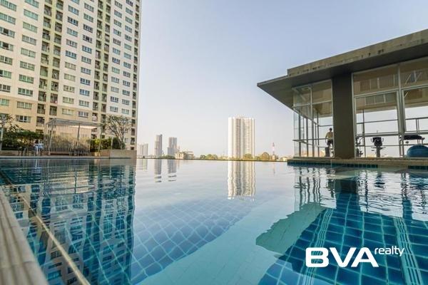 Lumpini Ville Naklua Pattaya Condo For Rent North Pattaya
