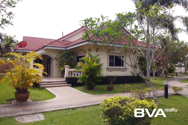 Pattaya House For Rent Mabprachan Gardens East Pattaya