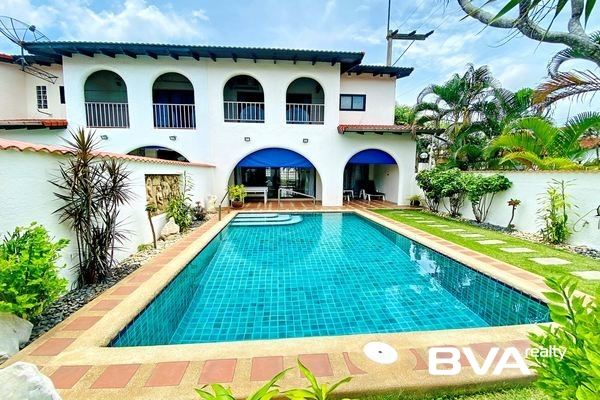 Mabprachan Gardens Pattaya House For Rent East Pattaya