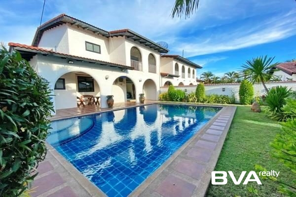 Mabprachan Gardens Pattaya House For Sale East Pattaya