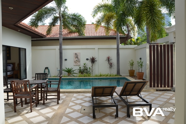 Pattaya House For Rent Majestic Residence Pratumnak