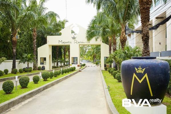 Pattaya House For Rent Majestic Residence Pratumnak