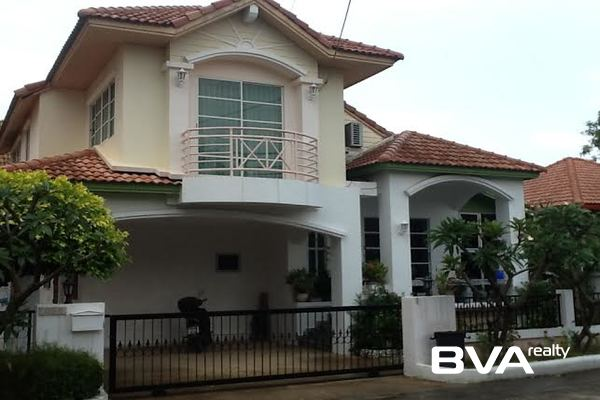 Pattaya House For Sale Mike Orchid Village East Pattaya