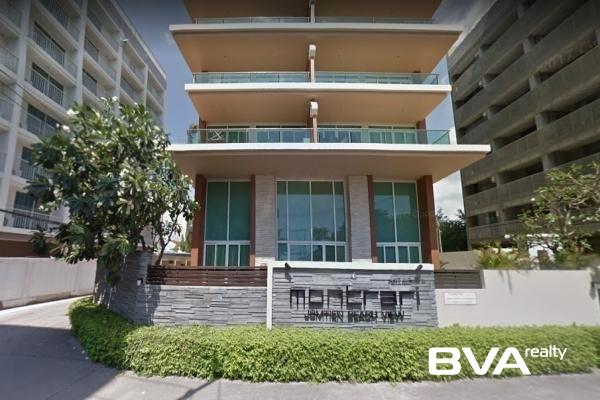 Montrari Pattaya Condo For Rent Jomtien