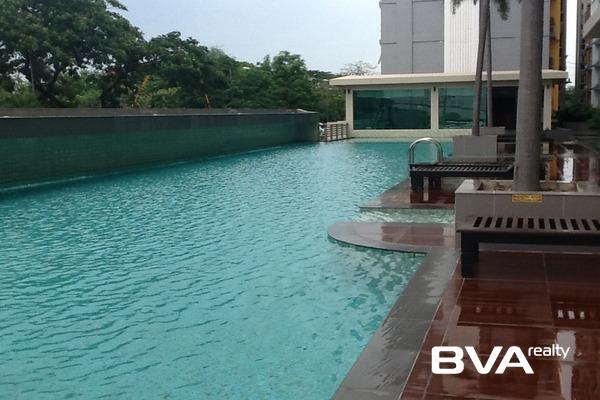 Pattaya Condo For Rent Musselana Jomtien