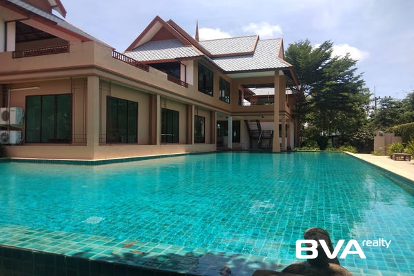 Nibbana Shade Pattaya House For Rent East Pattaya