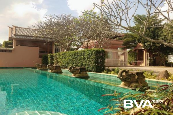 Pattaya House For Rent Nibbana Shade East Pattaya