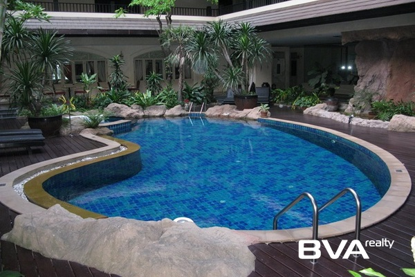 Nirvana Place Pattaya Condo For Rent Pratumnak