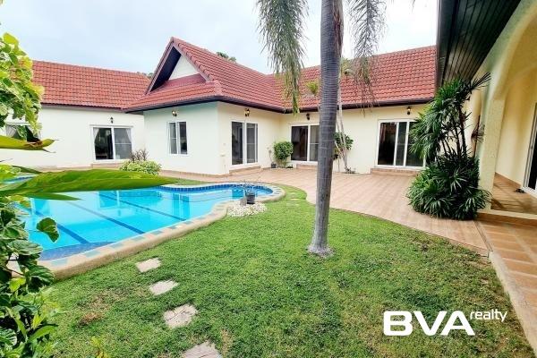 house for rent Pattaya East Pattaya Nirvana Pool Villa