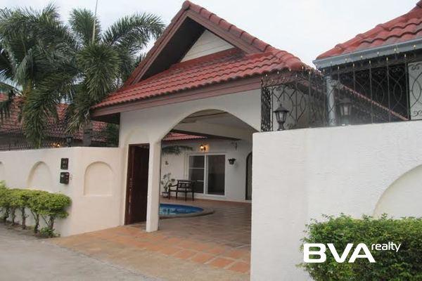 Nirvana Pool Villa Pattaya House For Rent East Pattaya
