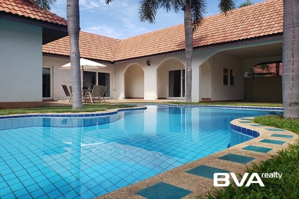 Nirvana Pool Villa Pattaya House For Sale East Pattaya