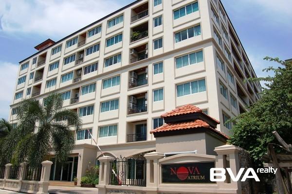 Nova Atrium Pattaya Condo For Rent Central Pattaya