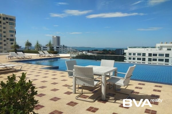 Nova Ocean View Pattaya Condo For Sale Pratumnak