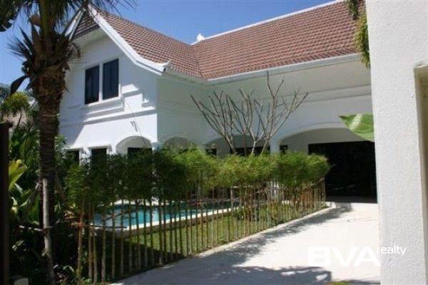Ocean Lane Pool Villa Pattaya House For Sale Na Jomtien