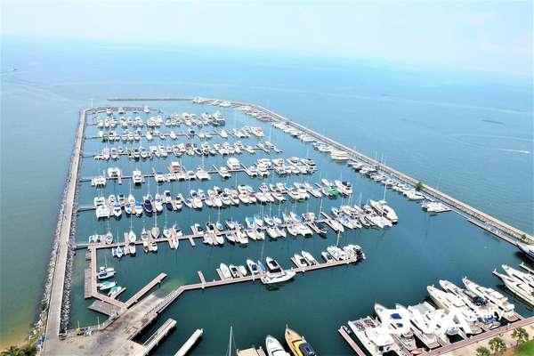 Pattaya Condo For Rent Ocean Marina San Marino Na Jomtien