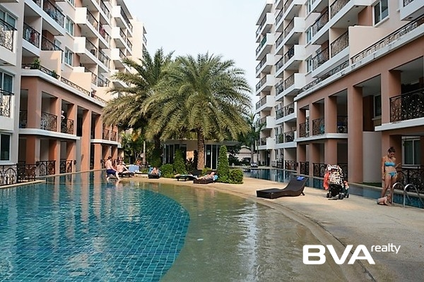 Pattaya Condo For Rent Paradise Park Jomtien