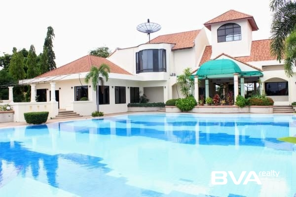 Paradise Villa 1 Pattaya House For Rent East Pattaya