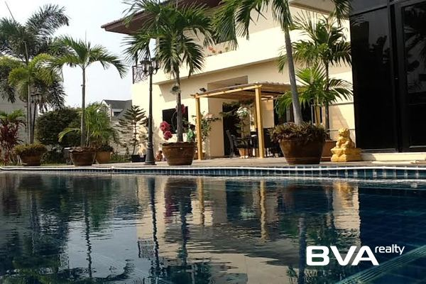 Paradise Villa Pattaya House For Rent East Pattaya