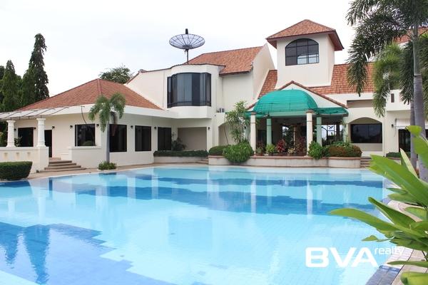 Pattaya House For Sale Paradise Villa East Pattaya