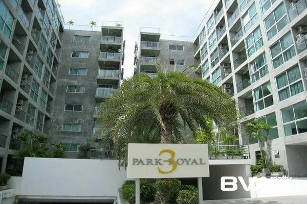 Pattaya Condo For Rent Park Royal 3 Pratumnak