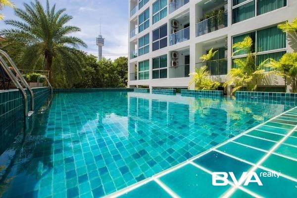Park Royal 3 Pattaya Condo For Rent Pratumnak