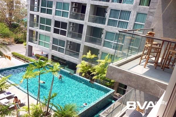 Pattaya Condo For Rent Park Royal Pratumnak