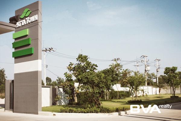 Patta Town Pattaya House For Rent East Pattaya