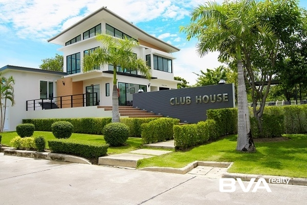 Patta Village Pattaya House For Rent East Pattaya