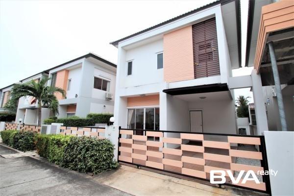 Patta Village Pattaya House For Rent East Pattaya