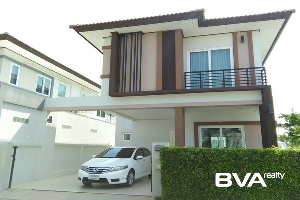 Pattaya House For Sale Pattalet East Pattaya