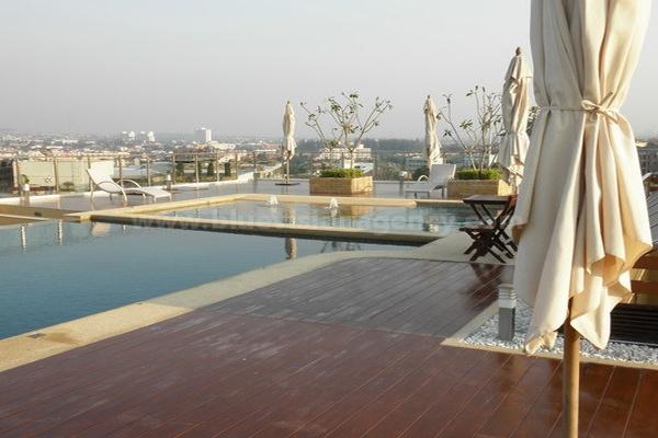 Pattaya Heights Pattaya Condo For Rent Pratumnak