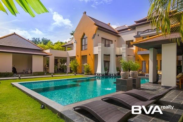 house for sale Pattaya East Pattaya Phu Tara