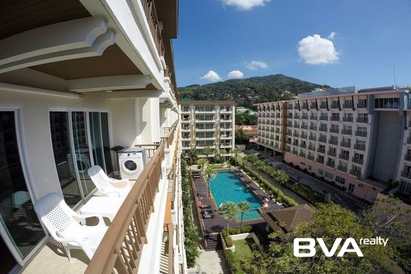 Phuket real estate property condo Phuket Villa Patong Beach