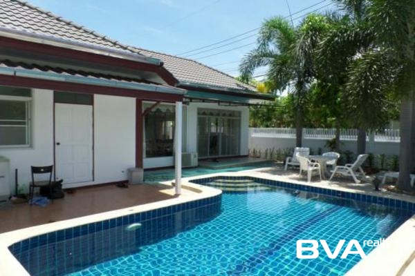 Pattaya House For Rent Pmc Home East Pattaya