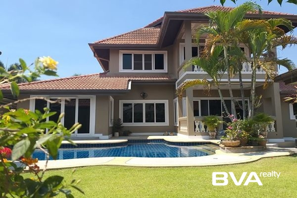 Private House Pattaya House For Rent East Pattaya
