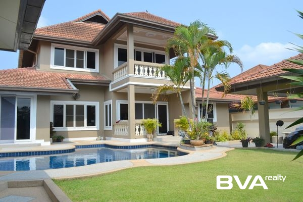 Pattaya House For Rent Private House East Pattaya