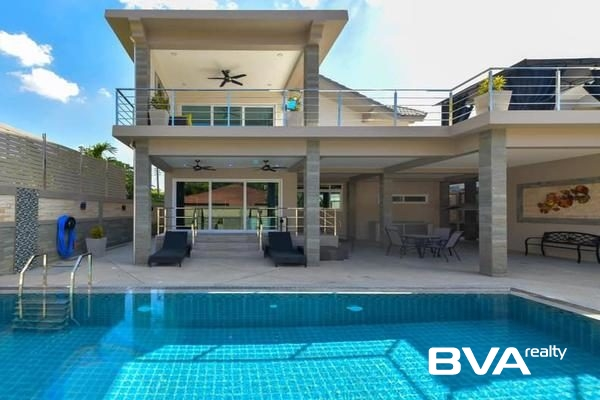 Private House Pattaya House For Rent Pratumnak