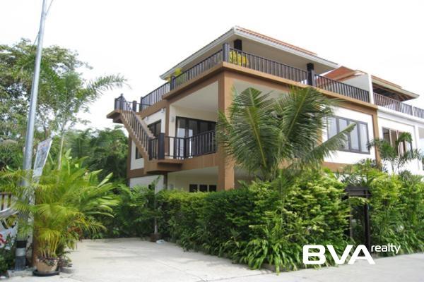 Pattaya real estate property condo Private House Pratumnak