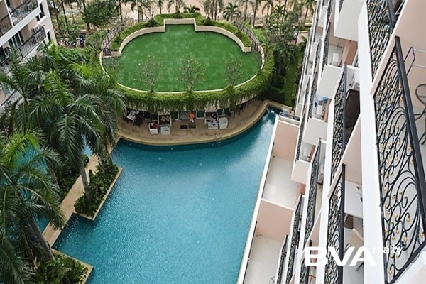 Paradise Park Pattaya condo for rent Jomtien