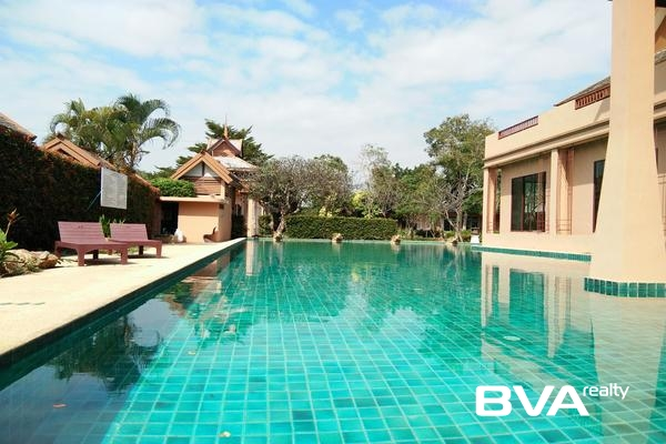 Nibbana Shade Pattaya house for rent East