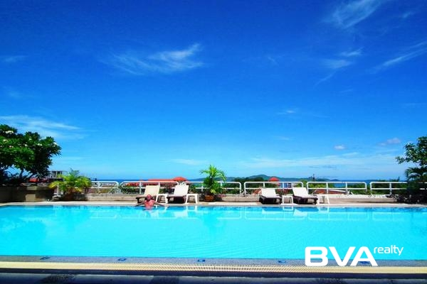 Pratumnak:  Pattaya condo for sale in Pattaya Hill Resort