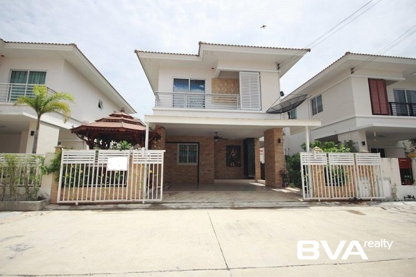 The Green Park Village House for Sale East Pattaya