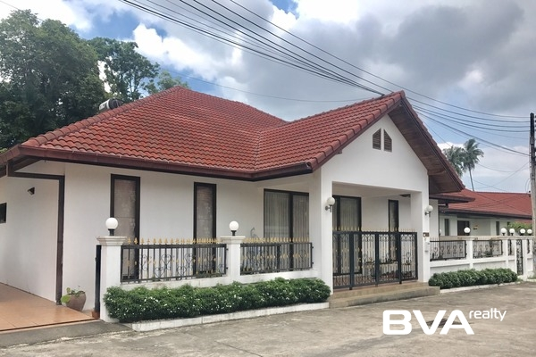 Pattaya House For Sale Regent Village 2 East Pattaya