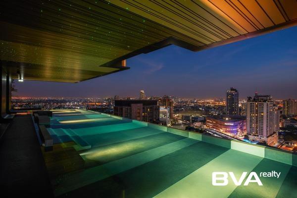 Rhythm Ekkamai Bangkok Condo For Rent Watthana
