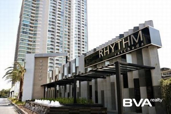 Rhythm Ratchada Bangkok Condo For Rent Ratchada
