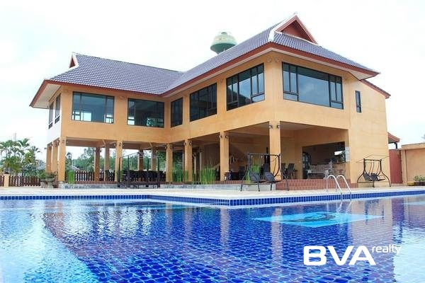 Rose Land And House Pattaya House For Rent East Pattaya