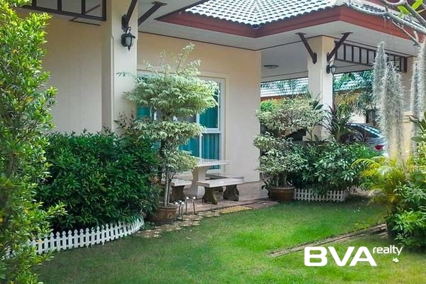 house for rent Pattaya East Pattaya Rose Land and House