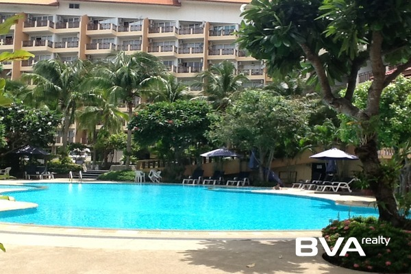 Pattaya Condo For Rent Royal Hill Condotel Jomtien
